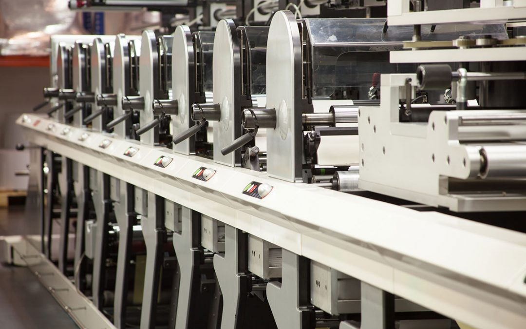 Baker Self Adhesive Labels Is All Set to Install The First Nilpeter FB-3 Flexo Press