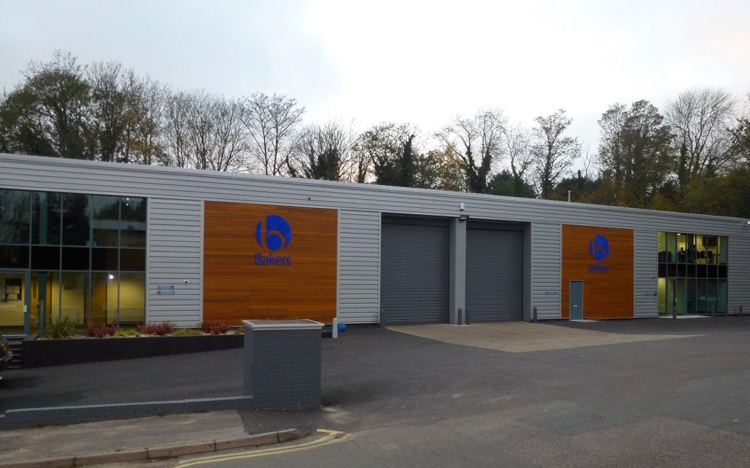Baker Labels moves premises.