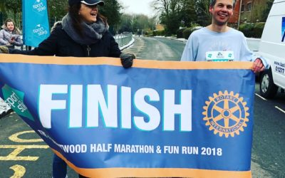 Bakers' Boost for Baltic Barmy Runners